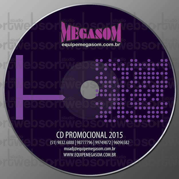CD do Megasom