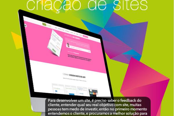Criação de Sites responsivos e mobiles